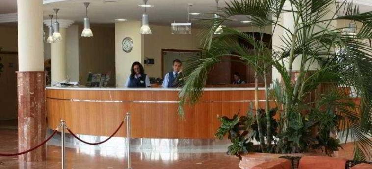 Hotel Ifa Interclub Atlantic : Lobby GRAN CANARIA - KANARISCHE INSELN
