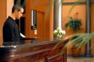 Hotel Inglaterra: Empfang GRANADA
