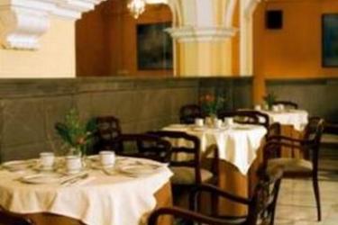 Hotel Inglaterra: Restaurant GRANADA