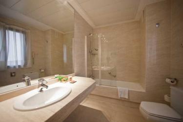 Hotel Inglaterra: Schlafzimmer GRANADA
