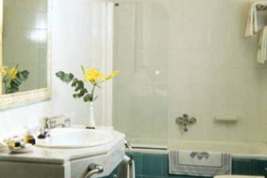 Hotel Macia Condor: Badezimmer GRANADA
