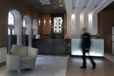 Hotel Macia Condor: Empfang GRANADA