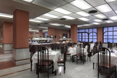 Hotel Macia Condor: Restaurant GRANADA