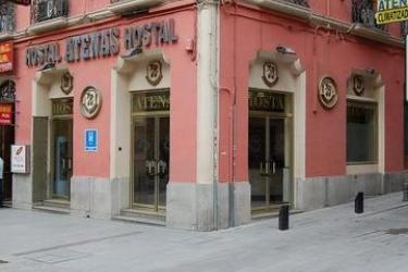Hotel Atenas: Außen GRANADA