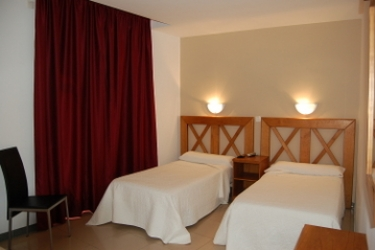 Hotel Atenas: Doppelzimmer - Twin GRANADA