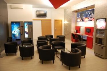 Hotel Atenas: Empfang GRANADA