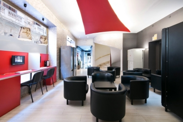 Hotel Atenas: Lobby GRANADA