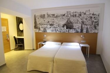 Hotel Atenas: Zimmer- Detail GRANADA