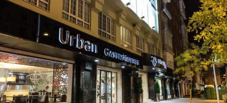 Hotel Urban Dream Granada: Exterior GRANADA