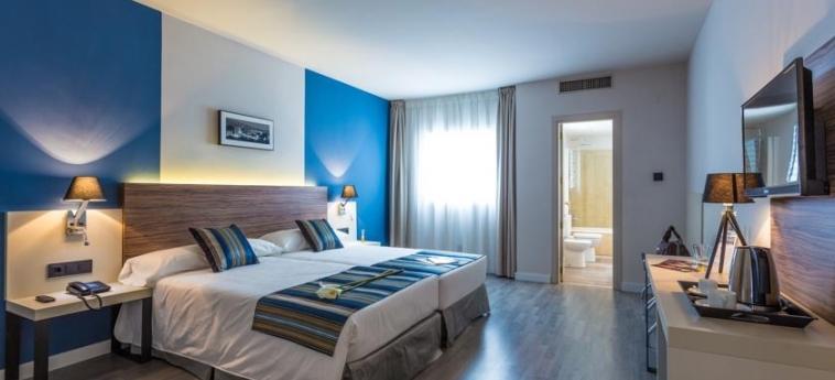 Hotel Urban Dream Granada: Schlafzimmer GRANADA
