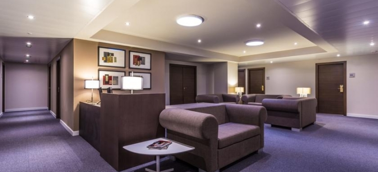 Hotel Urban Dream Granada: Lobby GRANADA