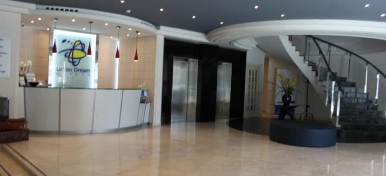 Hotel Urban Dream Granada: Reception GRANADA