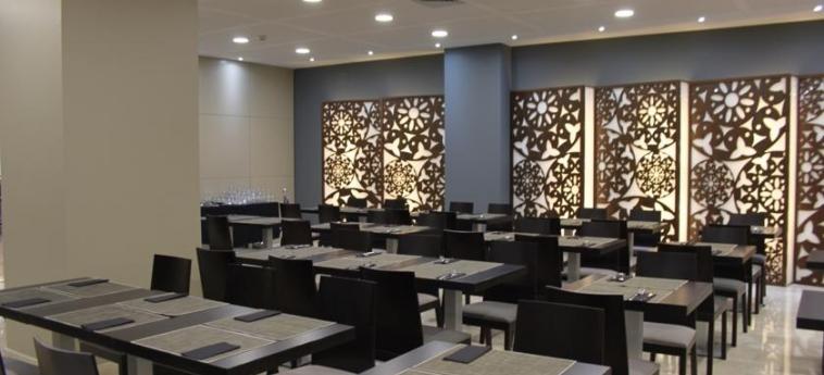 Hotel Urban Dream Granada: Restaurant GRANADA