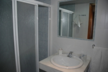 Hotel Hostal Consul: Bagno - Suite GRANADA