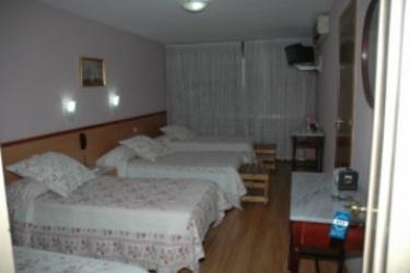 Hotel Hostal Consul: Facciata GRANADA