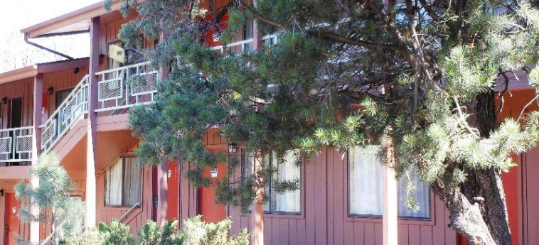 Hotel Maswik Lodge South: Exterior GRAND CANYON (AZ)