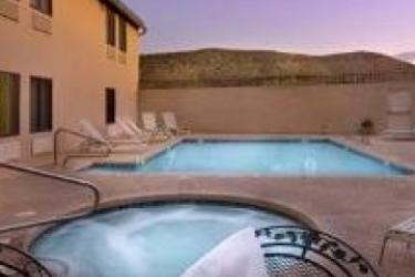 Hotel Hualapai Lodge: Außenschwimmbad GRAND CANYON (AZ)
