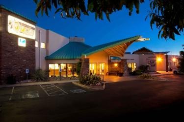 Hotel Hualapai Lodge: Exterior GRAND CANYON (AZ)