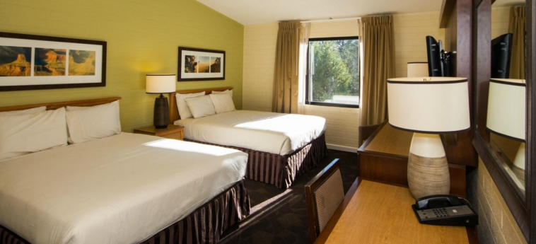 Hotel Yavapai Lodge (East & West Room): Room - Guest GRAND CANYON (AZ)