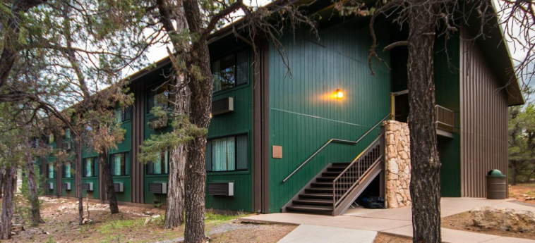 Hotel Yavapai Lodge (East & West Room): Außen GRAND CANYON (AZ)