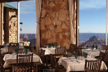 Hotel Grand Canyon Lodge - North Rim: Restaurant GRAND CANYON (AZ)
