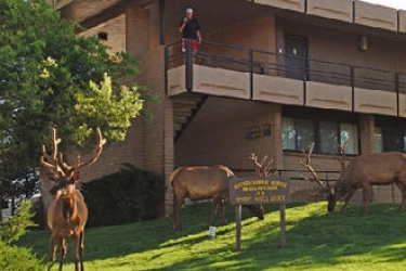 Hotel Thunderbird Lodge: Exterior GRAND CANYON (AZ)