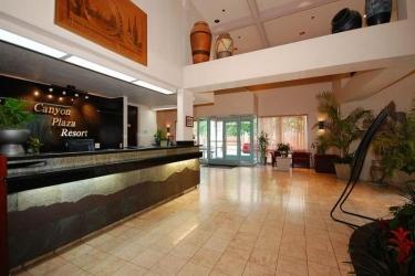Hotel Canyon Plaza Resort Grand Canyon: Lobby GRAND CANYON (AZ)