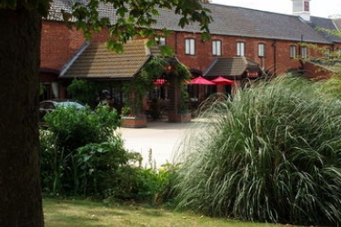 The Olde Barn Hotel: Exterieur GRANTHAM