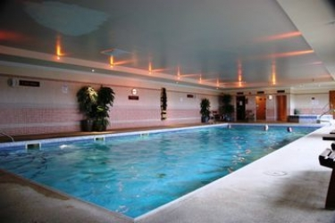 The Olde Barn Hotel: Swimming Pool GRANTHAM