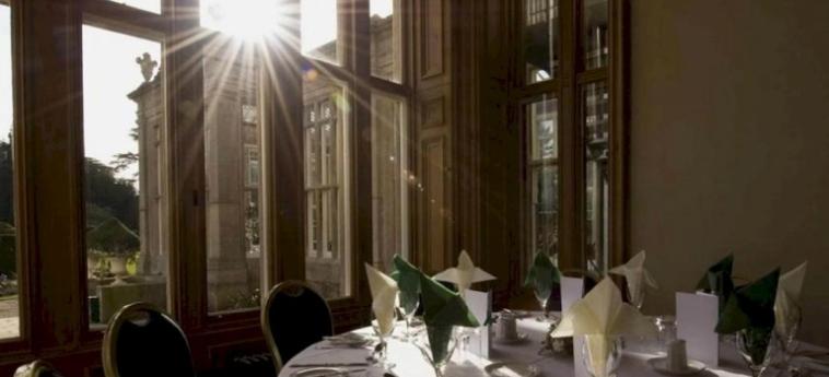 Hotel Stoke Rochford Hall: Boutique GRANTHAM