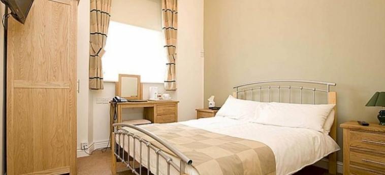 Hotel Stoke Rochford Hall: Chambre - Detail GRANTHAM