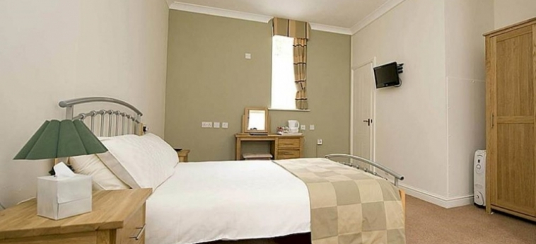 Hotel Stoke Rochford Hall: Chambre Family GRANTHAM