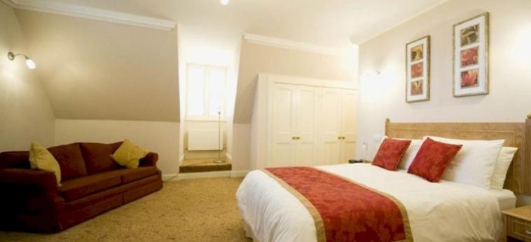 Hotel Stoke Rochford Hall: Champ de Golf GRANTHAM