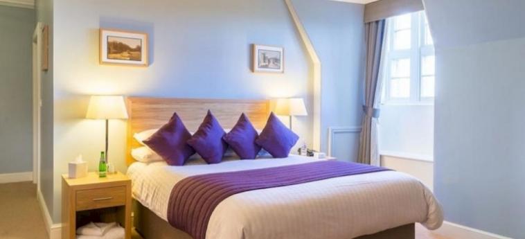 Hotel Stoke Rochford Hall: Cuisine GRANTHAM