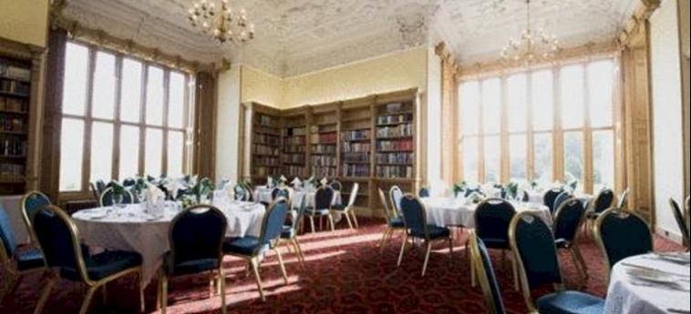 Hotel Stoke Rochford Hall: Salle de Conférences GRANTHAM