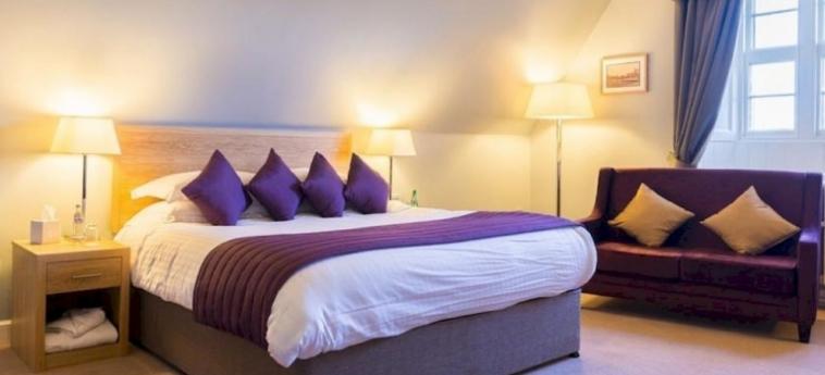 Hotel Stoke Rochford Hall: Salle de Jeux GRANTHAM