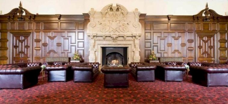 Hotel Stoke Rochford Hall: Villa detail GRANTHAM