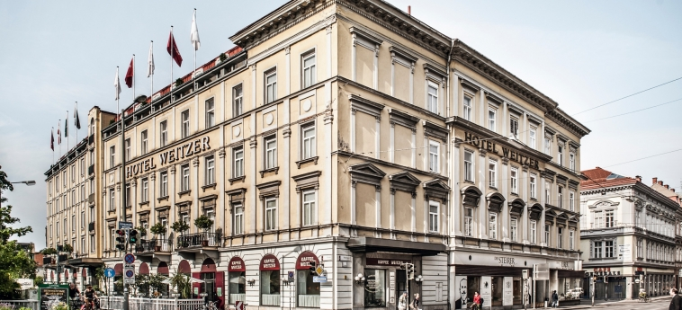 Hotel Das Weitzer: Exterior GRAZ