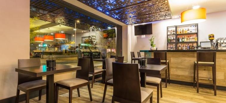 Hotel Urban Dream Granada: Bar GRENADE