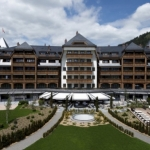 Hotel The Alpina Gstaad