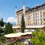 Hotel Gstaad Palace