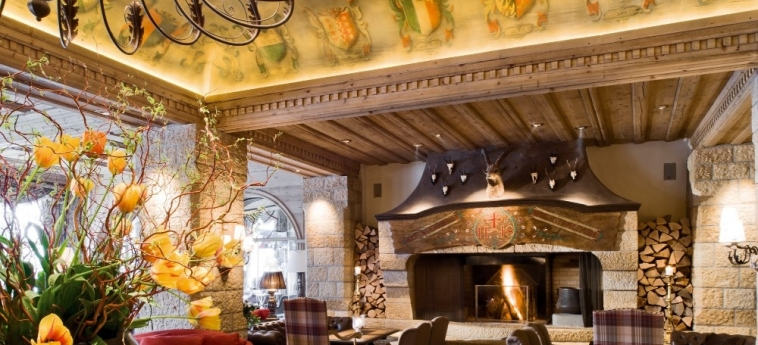 Hotel Gstaad Palace: Bar GSTAAD