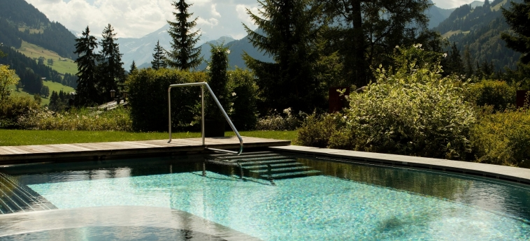 Hotel Gstaad Palace: Jacuzzi GSTAAD