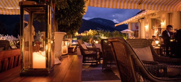 Hotel Gstaad Palace: Ristorante GSTAAD