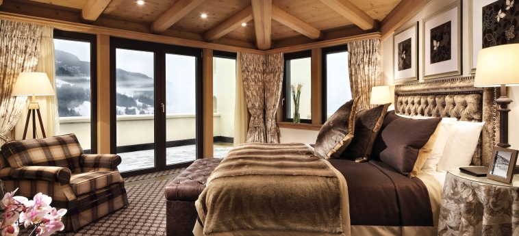 Hotel Gstaad Palace: Apartment GSTAAD