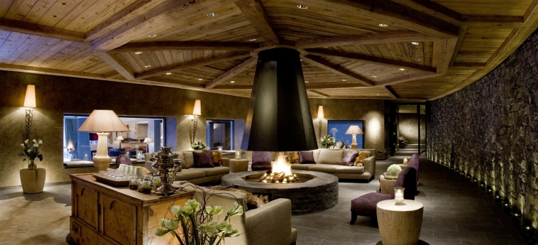 Hotel Gstaad Palace: Spa GSTAAD