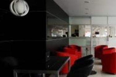 Best Western Gran Hotel Centro Historico: Lounge GUADALAJARA