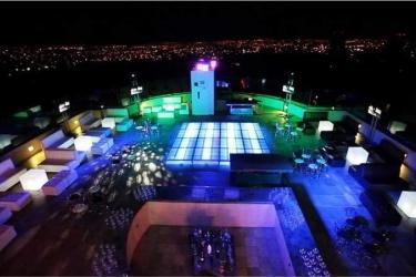 Hotel Fiesta Americana Grand Guadalajara Country Club: Bar GUADALAJARA