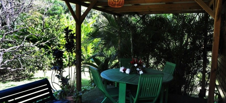 Hotel West Indies Cottage: Depandance GUADELOUPE - ANTILLES FRANÇAISES