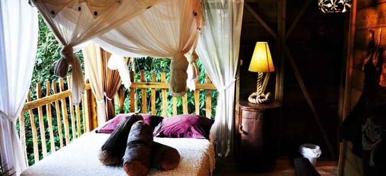 Hotel West Indies Cottage: Restaurant Panoramique GUADELOUPE - ANTILLES FRANÇAISES